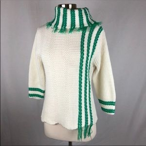 Vintage Orlon Acrylic Sweater